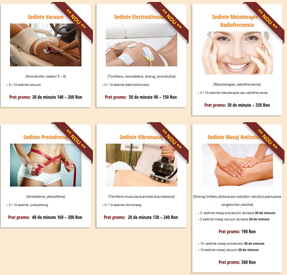 profita de ofertele speciale sandalspa.ro electrostimulare, vibromasaj, masaj de relaxare, sedinte masaj anticelulitic, happy hours salon spa