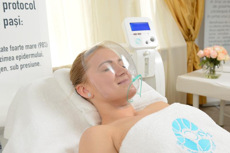 Tratament Facial cu Oxigen Hiperbaric